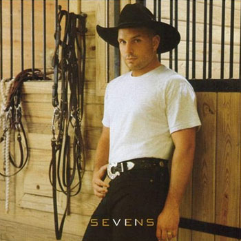 Garth Brooks<BR>Sevens (1997)