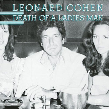 Leonard Cohen<BR>Death of a Ladies' Man (1977)
