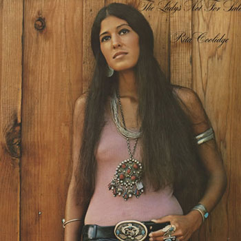 Rita Coolidge<BR>The Lady's Not for Sale (1972)