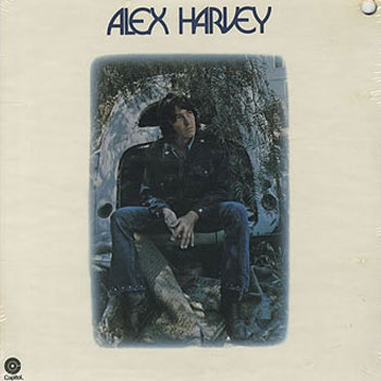 Alex Harvey<BR>Alex Harvey (1971)