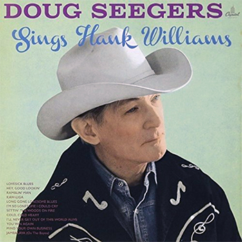 Doug Seegers<BR>Sings Hank Williams (2017)
