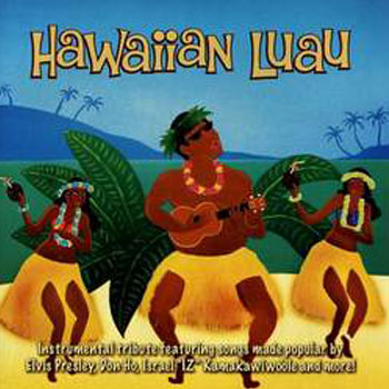 Various Artists<BR>Hawaiian Luau (2008)