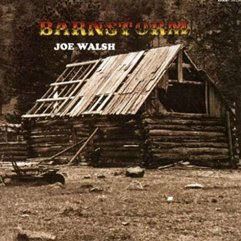 Joe Walsh<BR>Barnstorm (1972)